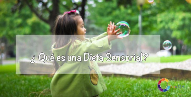 ¿Qué es una Dieta Sensorial?