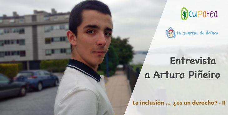 Entrevista a Arturo Piñeiro